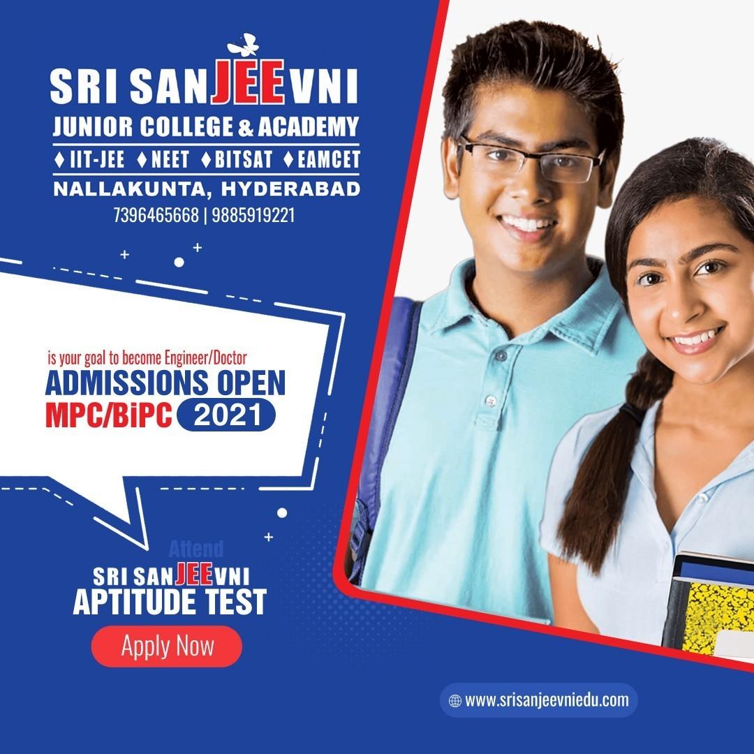Best IIT Coaching Junior Colleges In Hyderabad